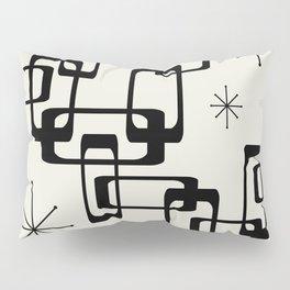 Atomic Era Minimalism Pillow Sham