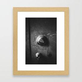 combination Framed Art Print
