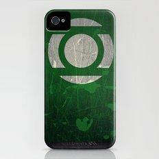 Green Lantern iPhone (4, 4s) Slim Case