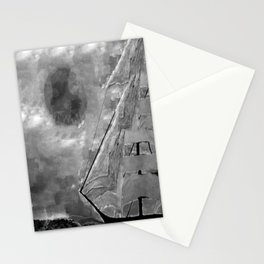 The Fate of Sir Charles Vane: Mutiny and the Cursed Lands Stationery Cards