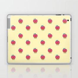 Unhealthy food pattern Laptop & iPad Skin