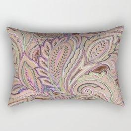 paisley fall Rectangular Pillow