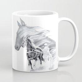 Trotting Up A Storm Coffee Mug