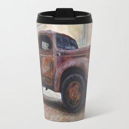 Old Vintage III Travel Mug