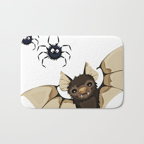 bat Bath Mat