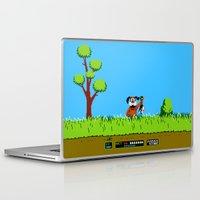 gameboy Laptop & iPad Skins featuring Gameboy by Janismarika