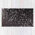 Blush Gray Black Lady Glitter #2 #shiny #decor #art #society6 by anitabellajantz