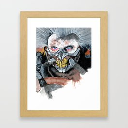 Ride Eternal Framed Art Print