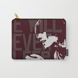 we will never sleep Carry-All Pouch