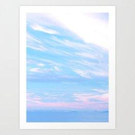 Aloft Art Print