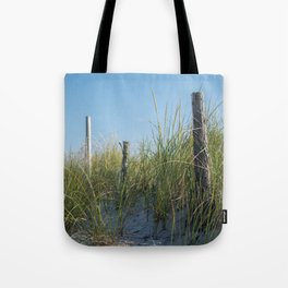 Sand Dune on LBI Tote Bag