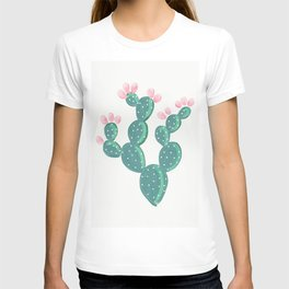 Painted Cactus T-shirt