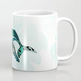 Coral Reef Humpback Whale Coffee Mug
