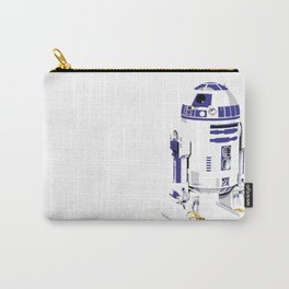 No one puts R2D2 in the corner... Carry-All Pouch