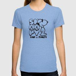 Snoopy x Kaws 2 T-shirt