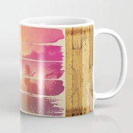 Sugar Beach Coffee Mug
