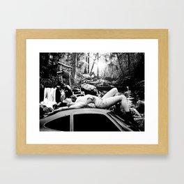 Rashomon Framed Art Print