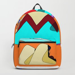 Women of the Deserts Backpack