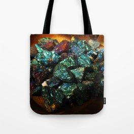 Wealthy Nuggets Tote Bag