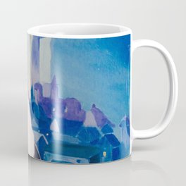 The tale of Tyche the white kitty Coffee Mug