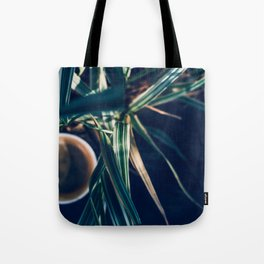 Coffee and Plants Tote Bag