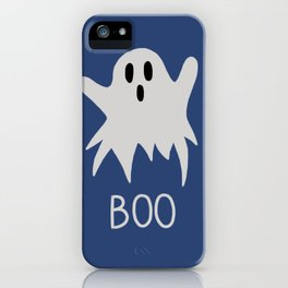 Are you scared ? iPhone Case