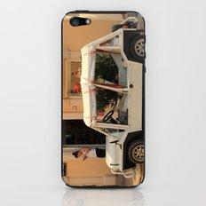 French Mini Moke iPhone & iPod Skin