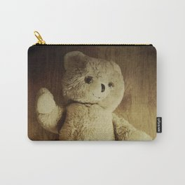 Old Teddy Bear Carry-All Pouch
