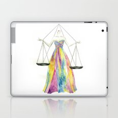 Zodiac - Libra Laptop & iPad Skin