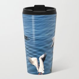 games of gulls Travel Mug