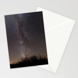Milky Way, Sleeping Bear Dunes National Lakeshore, Michigan Stationery Cards