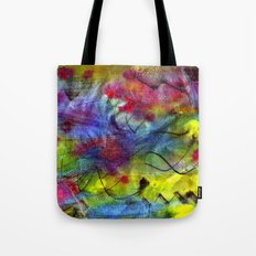 Spring Time Painting  Tote Bag