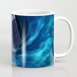"""TARDIS """"Dr. WHO"""" Coffee Mug"""
