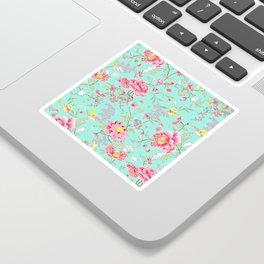 Hatsumo Exquisite Oriental Pattern III Sticker