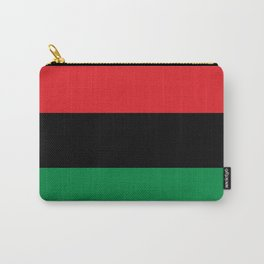 Pan African UNIA Flag Carry-All Pouch