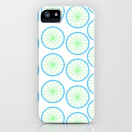 SKY ORANGE iPhone Case