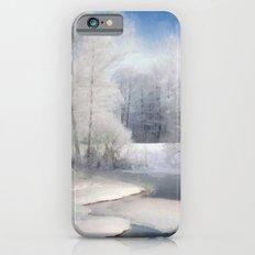 White silence Slim Case iPhone 6s