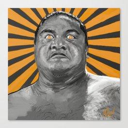 Yokozuna Canvas Print
