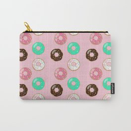Donut Party Carry-All Pouch