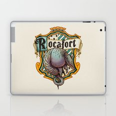 HP Rocafort House Crest Laptop & iPad Skin