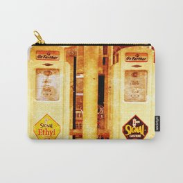 Vintage Gas Pumps :) Carry-All Pouch
