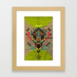 El Bisonte 01 Framed Art Print