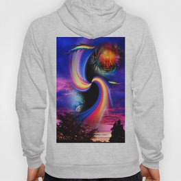 Heavenly apparition 2 Hoody