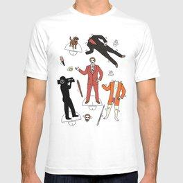 Cut It Out: Ron Burgundy T-shirt