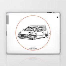 Crazy Car Art 0211 Laptop & iPad Skin