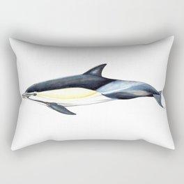 Common dolphin (Delphinus delphis) Rectangular Pillow
