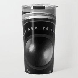 RETRO REFLEX CAMERA Travel Mug