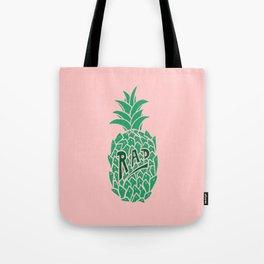 Rad Pineapple Tote Bag