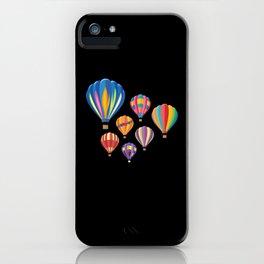 Hot Air Balloon Balloning iPhone Case