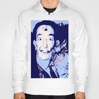 dali Hoodies featuring Dali  by old opps